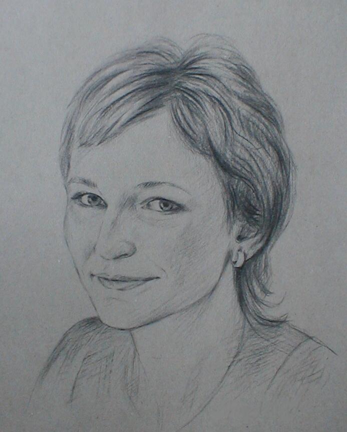 Portrety Kresby Na Zakazku Zdenek Micka
